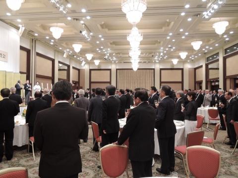 長谷川 大紋氏 旭日重光章記念祝賀会⑤