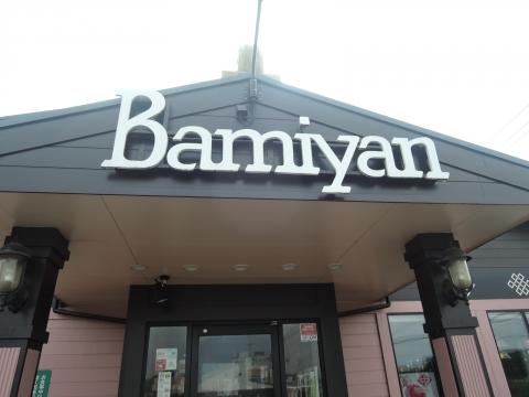 バーミヤンに家族で行きました⑤