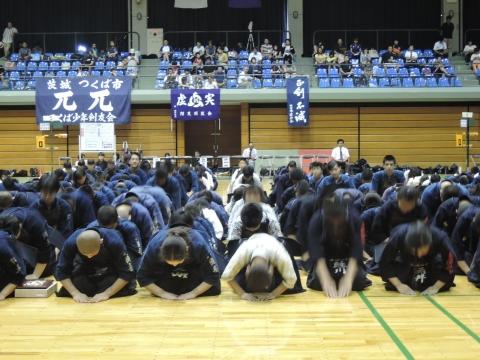 平成27年8月16日茨城県剣道大会①