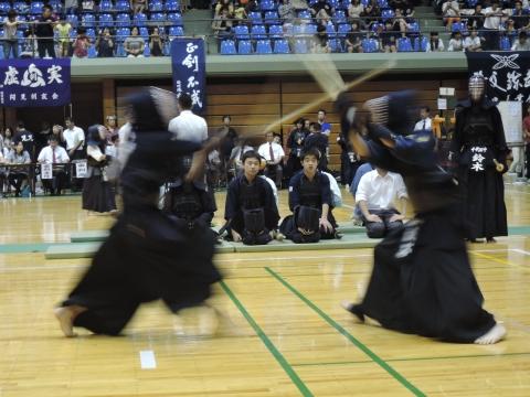 平成27年8月16日茨城県剣道大会⑤