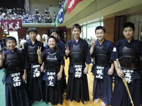 平成27年8月16日茨城県剣道大会⑥