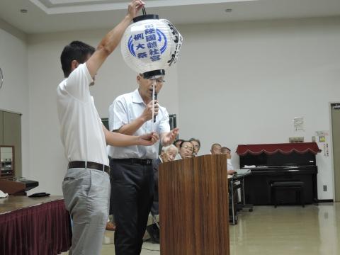 平成27年8月16日 石岡のおまつり振興協議会④
