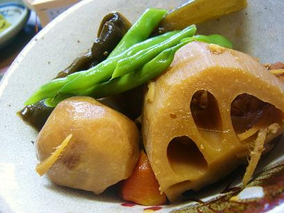 野菜煮物1