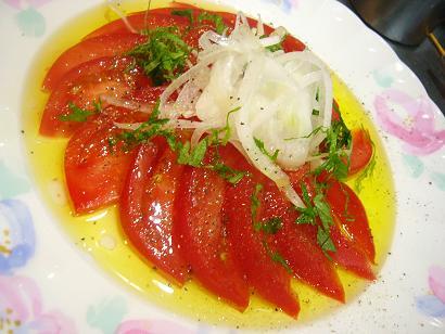 トマトのカルッパッチョ1 (3)