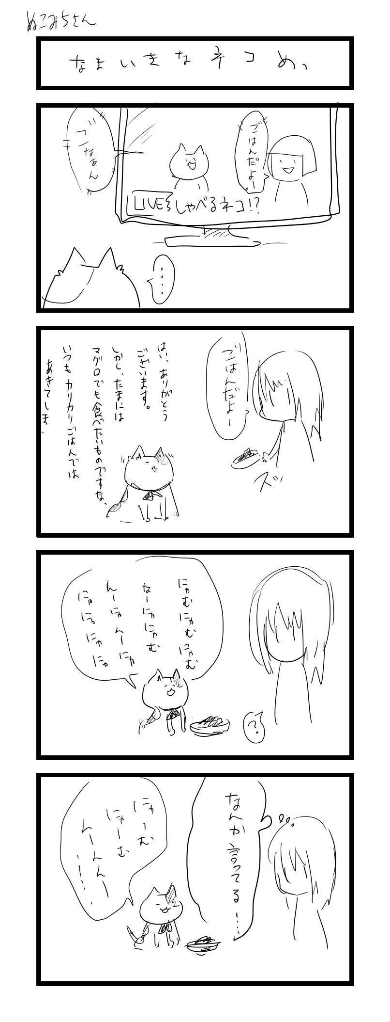 ぬこみちさん4