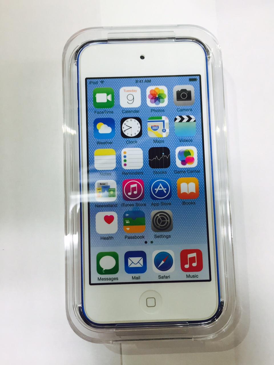 iPod touch 5世代 ブルー 64GB 16GB スペースグレイ