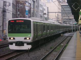 E231系トウ505編成