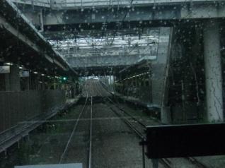 南武線車窓