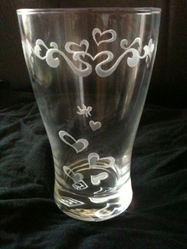 ガラスのグラス