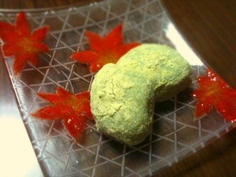 2011年12月3日 紅葉のお皿3