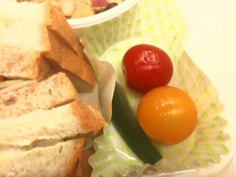 2012年9月30日 サンドイッチ3