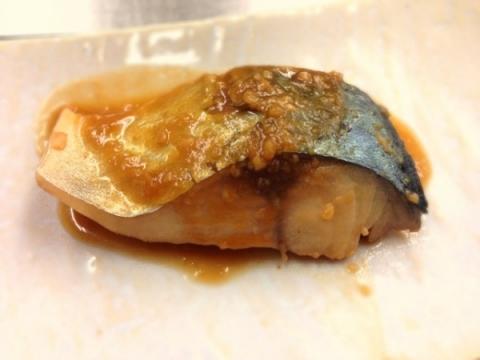 2013年2月12日 鯖の味噌煮