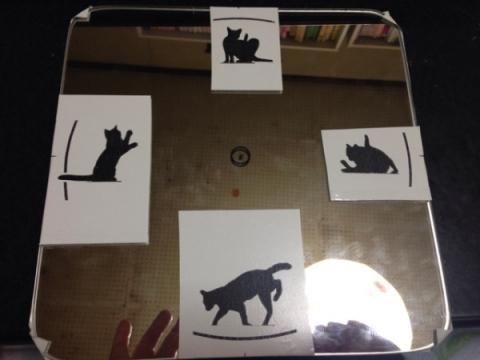 猫の時計2