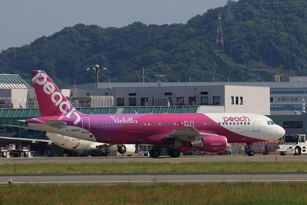 APJ A320-214 JA814P RJOM 150809 01