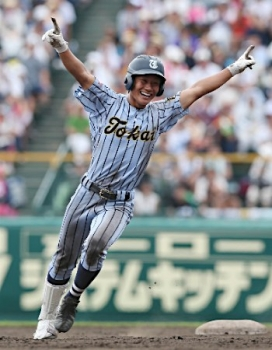 絵日記8・17高校準々決勝3