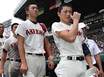 絵日記8・17高校準々決勝4