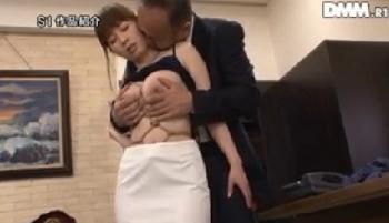 私、脱いだら…です。緊縛願望の巨乳社長秘書 奥田咲 - 無料エロ動画 - DMMアダルト