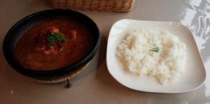 cafe MISAKI 特製カレー