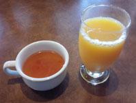 コーススープ+ドリンク