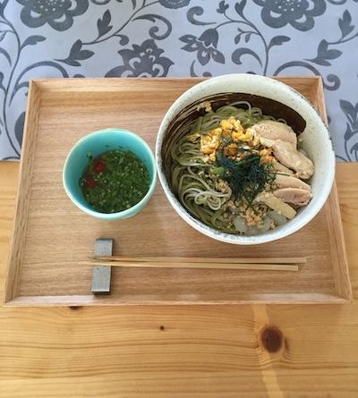 エスニックつけ麺