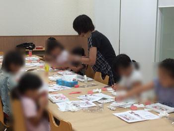 150801 まなぼスタジオ子供講座風景2