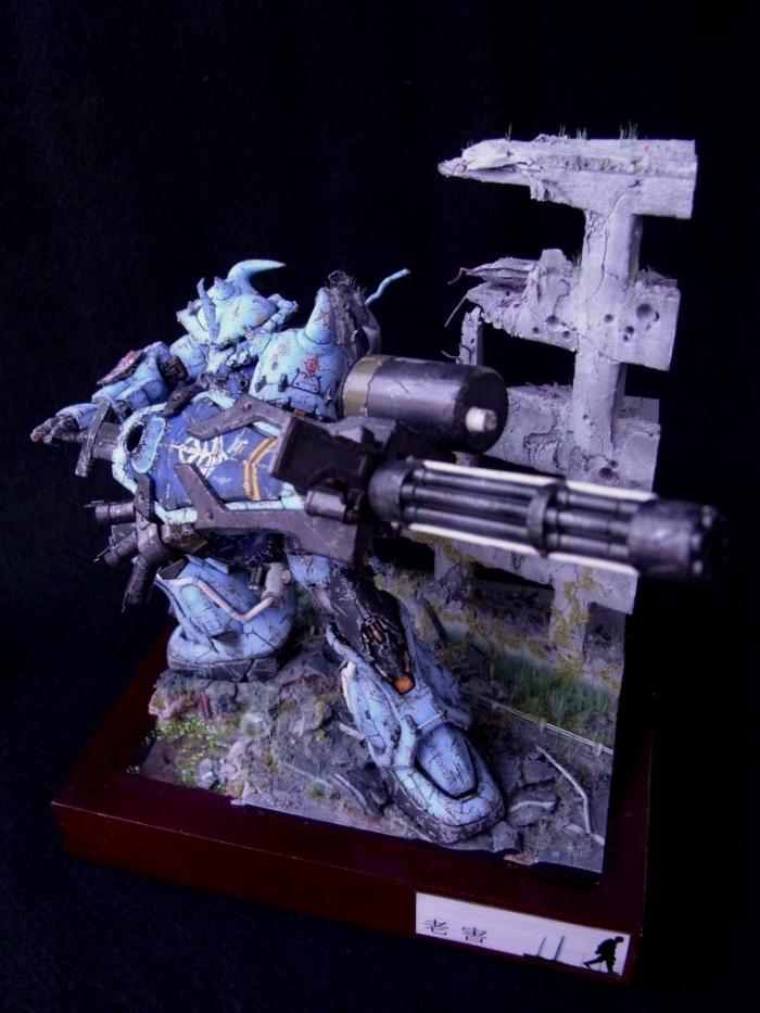 HGUCグフカス-003