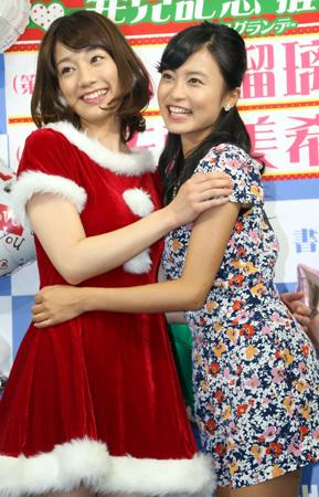 小島瑠璃子「実は隠れ巨乳なんですよ」佐藤美希「Fカップです!」と告白8