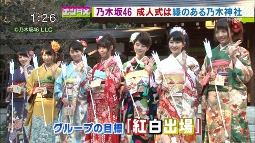 乃木坂46「自称・花の94年組」が乃木神社で成人式。14