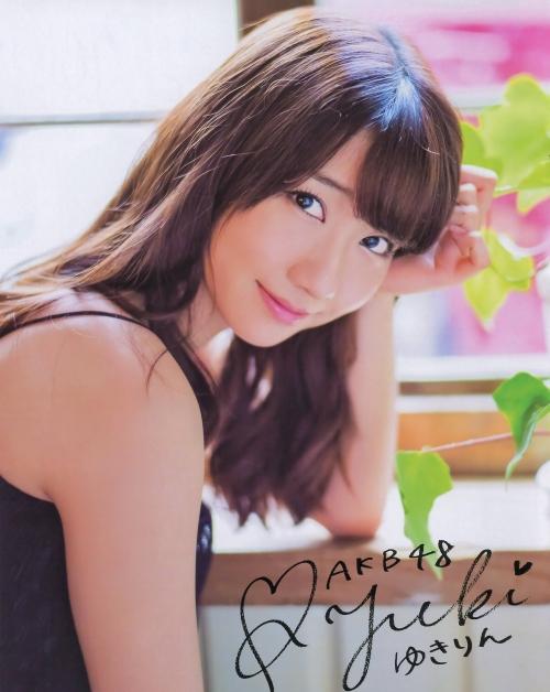【AKB48】ゆきりんこと、柏木由紀が歌う「あったかいんだからぁ♪」動画公開8