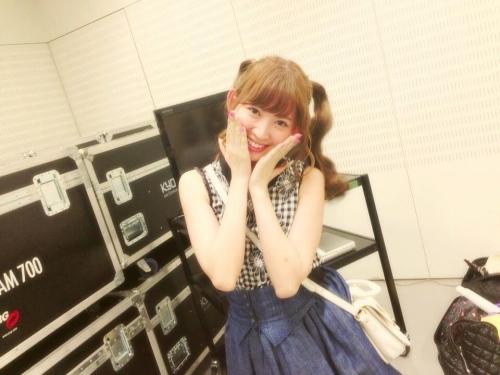 【AKB48】小嶋陽菜のツインテールに「可愛い」「あと3年はイケる」と反響13