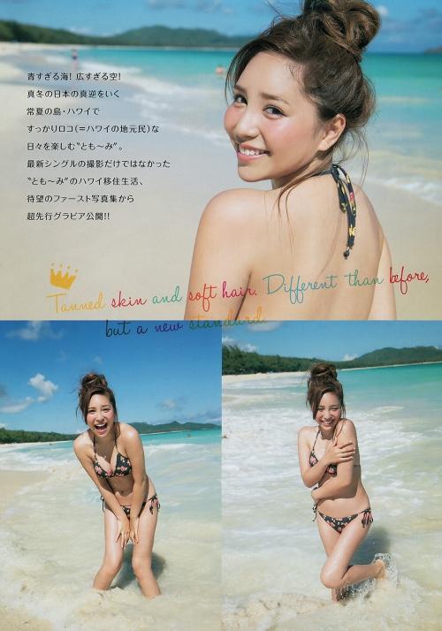 元AKB48河西智美、「やばすぎる」ツインテール姿に!絶賛の声が殺到7