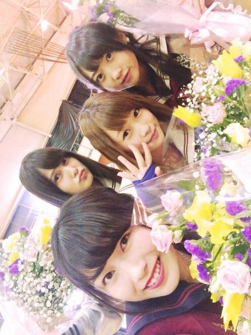 【AKB48】川栄李奈、黒髪復活でファン歓喜「どんな色でも似合う」12