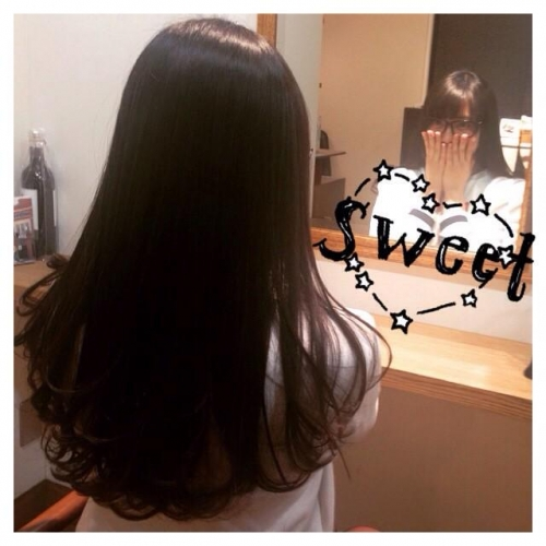【AKB48】川栄李奈、黒髪復活でファン歓喜「どんな色でも似合う」13