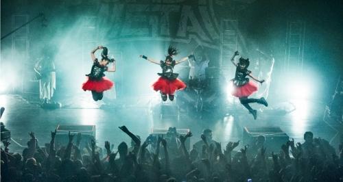 BABYMETAL、2度目となるワールドツアーを発表…メキシコ、アメリカ、ドイツ、オーストリア、他4