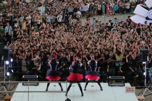 BABYMETAL、2度目となるワールドツアーを発表…メキシコ、アメリカ、ドイツ、オーストリア、他5