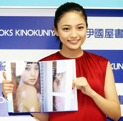 川口春奈、20歳の抱負を語る「海外でお芝居するのがすっごい夢」…写真集「haruna3」発売記念イベント2