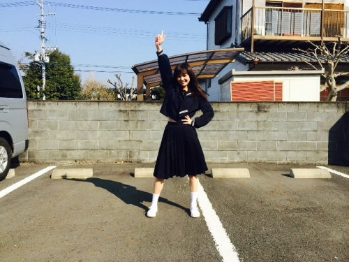 倉科カナ(27)のセーラー服姿が可愛いと話題3