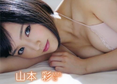 【NMB48】山本彩、2nd写真集『SY』がオリコン写真集部門で初首位!5