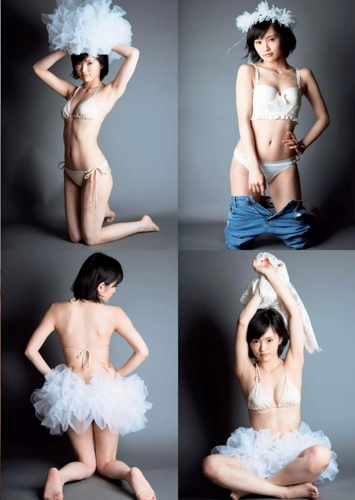【NMB48】山本彩、2nd写真集『SY』がオリコン写真集部門で初首位!23
