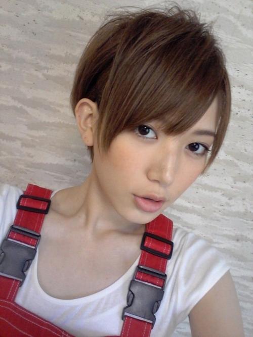 【AKB48】ぱるること島崎遥香(20) ベリーショートに反響 「可愛い」絶賛の声が殺到3