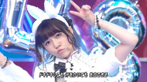 【AKB48】ぱるること島崎遥香(20) ベリーショートに反響 「可愛い」絶賛の声が殺到9