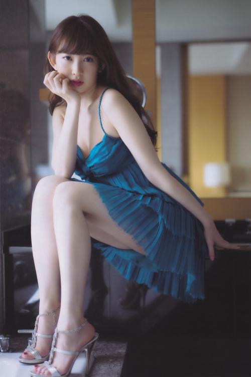 "【AKB48】こじはること小嶋陽菜の""エロナース""姿にファン「出血多量死」の声8"