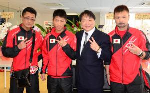 井上尚弥、米有力ボクシング・サイト年間MVP!