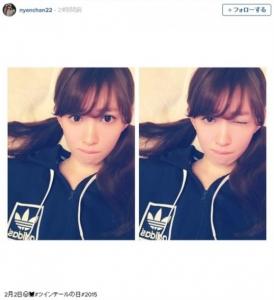 【AKB48】小嶋陽菜のツインテールに「可愛い」「あと3年はイケる」と反響