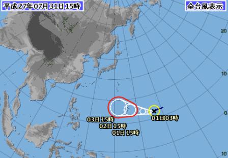 台風12号進路予想 all-00