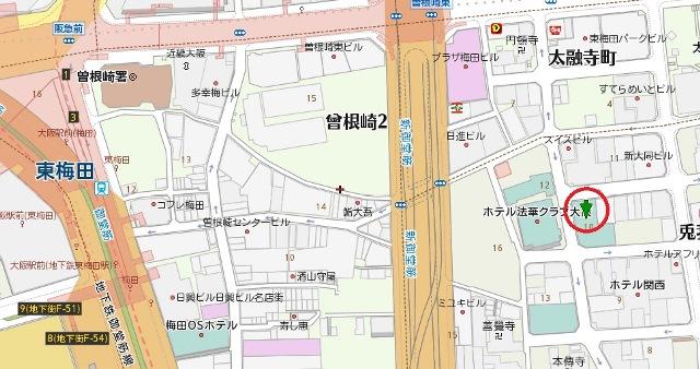 平田第二レジャービル地図
