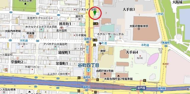 ターネンNO2ビル地図