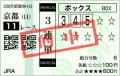2015 きさらぎ賞 3連単