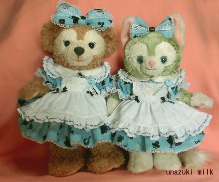 matsuさんのアリス・姫&ジェラ