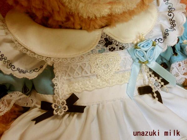 matsuさんアリス姫、胸元装飾